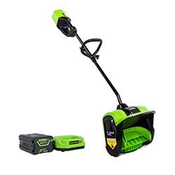 Greenworks Pro Cordless Electric Snow Shovel