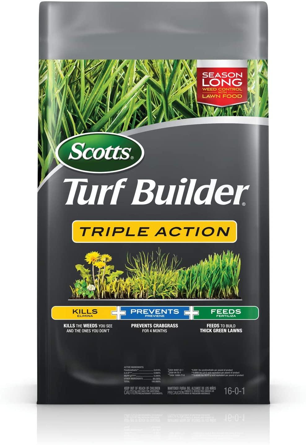 Scott's Triple Action Turf Builder