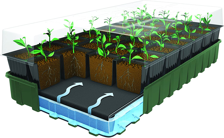 Burpee Self-Watering Seed Starting System