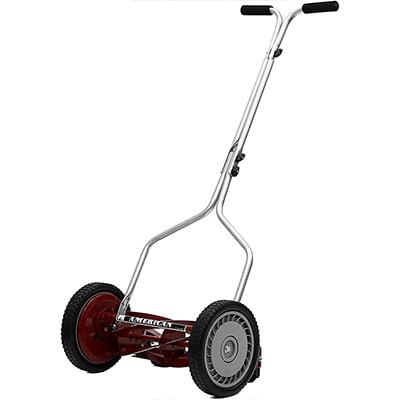 American Lawn Mower Company 104-14 5-Blade Push Reel Lawn Mower