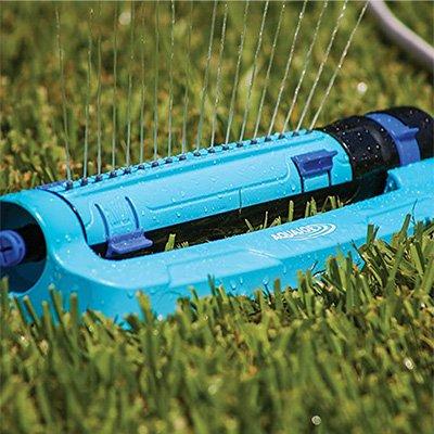 Aqua Joe Turbo Oscillating Sprinkler