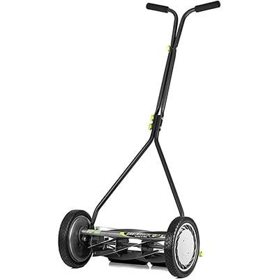 Earthwise 1715-16EW 7-Blade Push Reel Lawn Mower