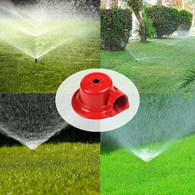 KEREN Metal Above-Ground Sprinkler