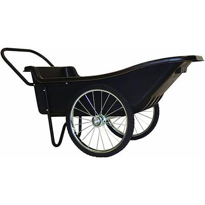Polar Trailer Two-Wheeled Wheelbarrow Utility Cart